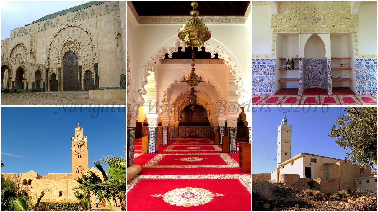 maroc mosquee