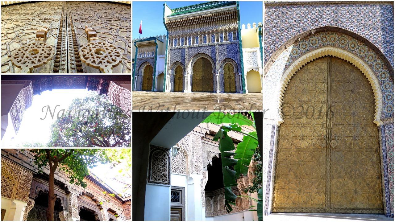 maroc palais