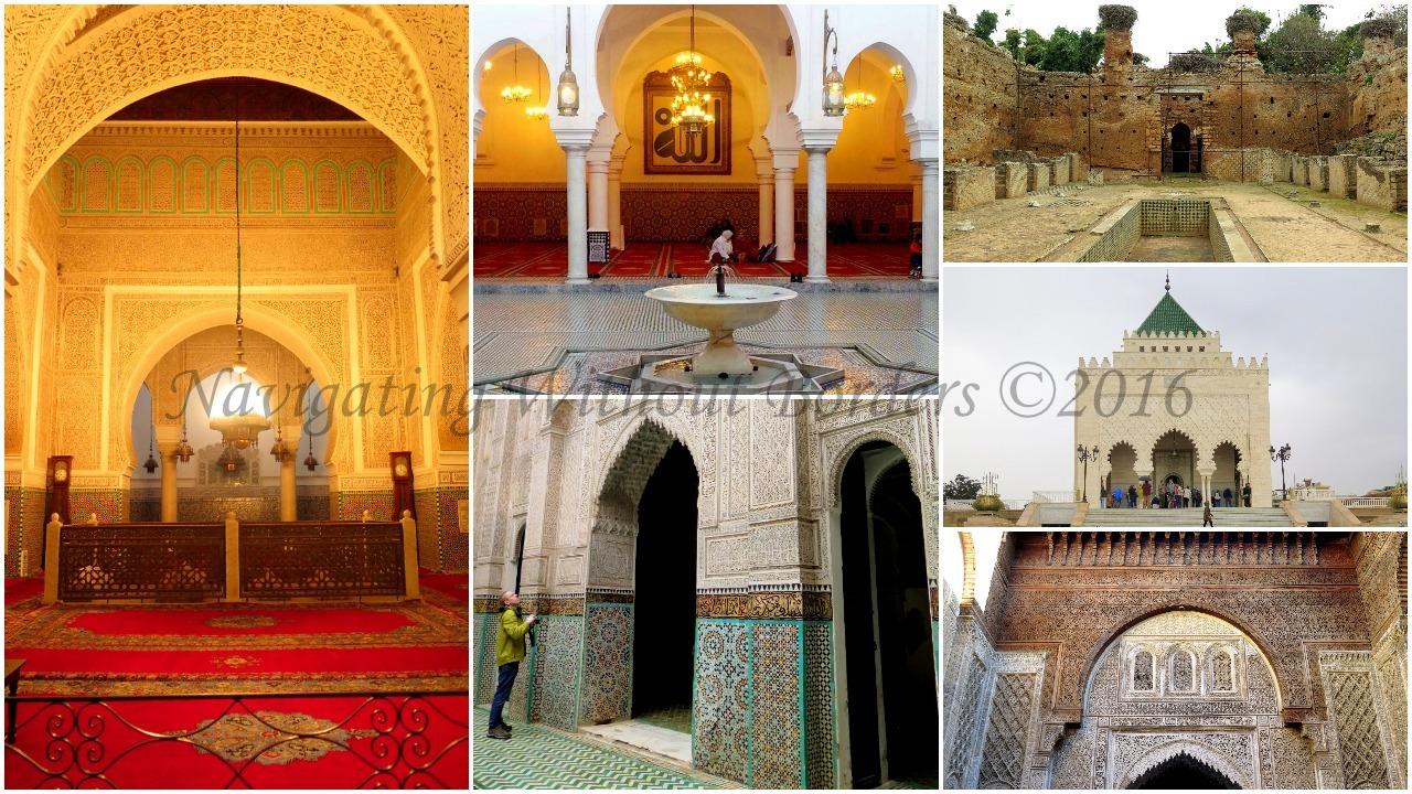 maroc religious sites